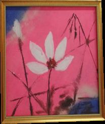 Artistic Flower Wall Art