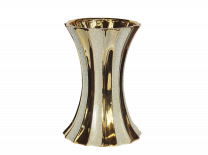 Royal Metallic Table Vase