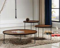 Iris Coffee Table Set