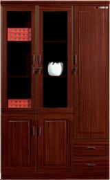 9963 3 Door Cabinet