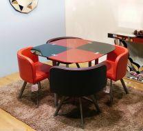Eva 4 Seater Dining Set