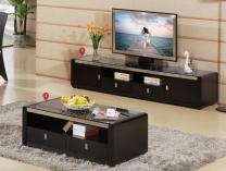 Zulu TV Stand (Black)