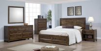Apollo Queen Bed with 2 Night stands