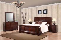 Athena Queen Bed Set
