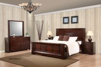 Athena Queen Bed