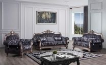 Cairo Classic Fabric Sofa Set
