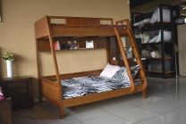 Liam Bunk Bed (Brown)