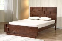 Cubic King Bed