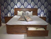 Triton Queen Bed