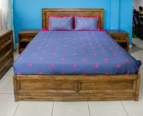 Apollo King Bed with 2 Night stands