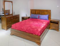 Cupertino King Bed Set