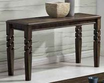 Emperor Wooden Console Table