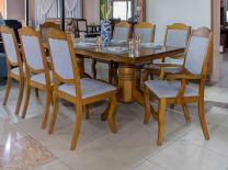 Foster 8 Seater Dining Set