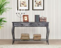 Graz Solid Wood Console Table