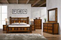 Hamburg Queen Bed Set