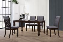 Harrier 8 Seater Dining Set (Fabric)
