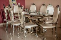 Harvey 6 Seater Dining Set