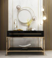 Hazel Console Table