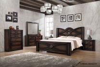Lamour Queen Bed Set