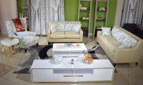Laura Fabric Sofa Set (7 seater)