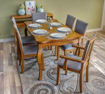 Lewis 6 Seater Dining Set