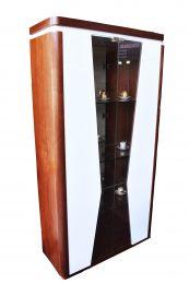 Lilac Wine Cabinet