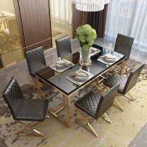 Doha 6 Seater Dining Set