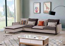 Nadia L-Shaped Sofa