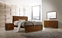 Triton King Bed