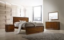 Triton King Bed with 2 Night stands
