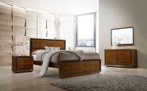Triton Queen Bed Set