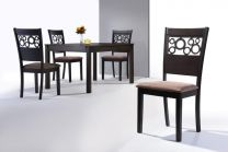 Vickie 4 Seater Dining Set