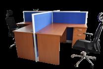 Accord 4 Way Workstation (FELCOF02)