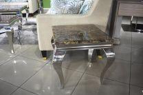 Venus Solid Wood End Table