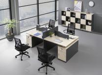 Burns Series - 4 Way Workstation (YC16D2412)