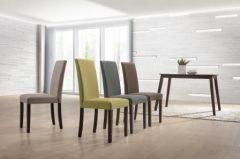 Elva 6 Seater Dining Set (Beige)