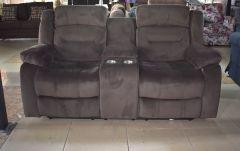 Victoria Fabric Recliner Sofa Set