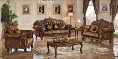 Zada Classic Sofa Set