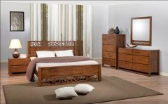 Sava King Size Bed
