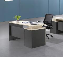 Burns 1.4M Office Desk (YC16D1482)