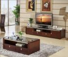 Zulu TV Stand (Brown)