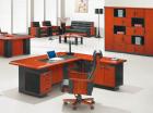 Barrister Presidential Office Desk