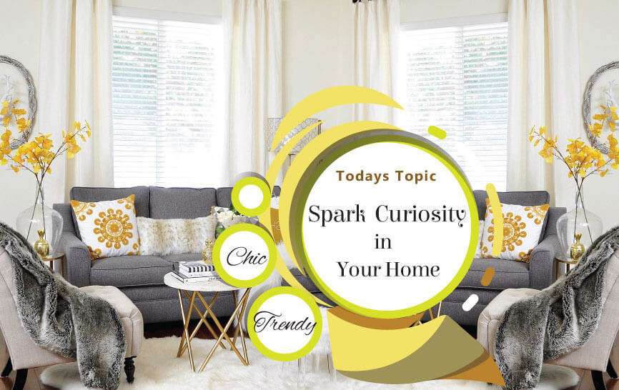 Spark Curiosity in your Home