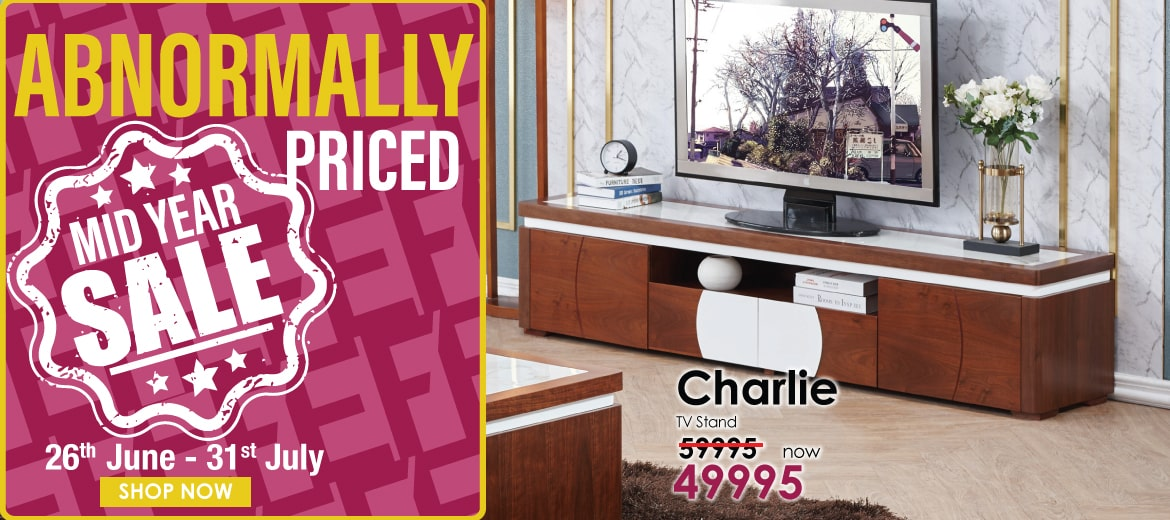 CHARLIE TV STAND